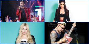 Yerli Müzik Anketi: Bu Ünlü Şarkıcıların Hangi Şarkısı Favorin?